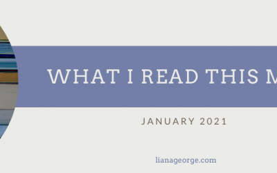 What I Read: January 2021