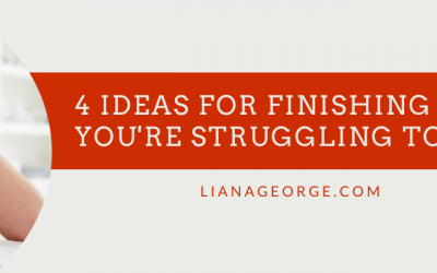 4 Ideas for Finishing a Book You're Struggling to Read